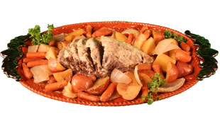 Ott's Melt In Your Mouth Pot Roast