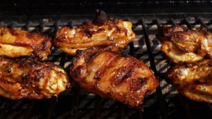 Barbecued Chicken Marinade Sauce