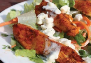 Ott's Original Buffalo Chicken Salad
