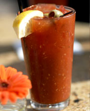 Ott's Famous Bloody Mary