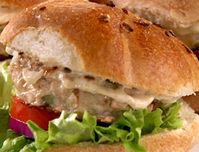 Ott's Ranch Turkey Burger