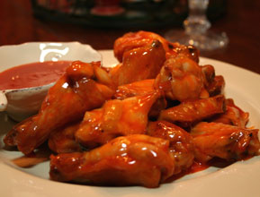 Ott's Spicy Honey Wings