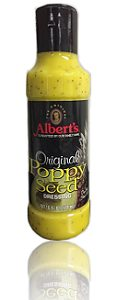 Albert's Original Poppy Seed